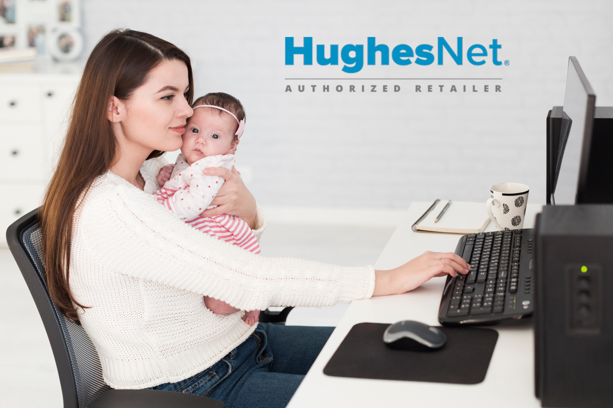 Internet in Mississippi – HughesNet, Satellite Internet