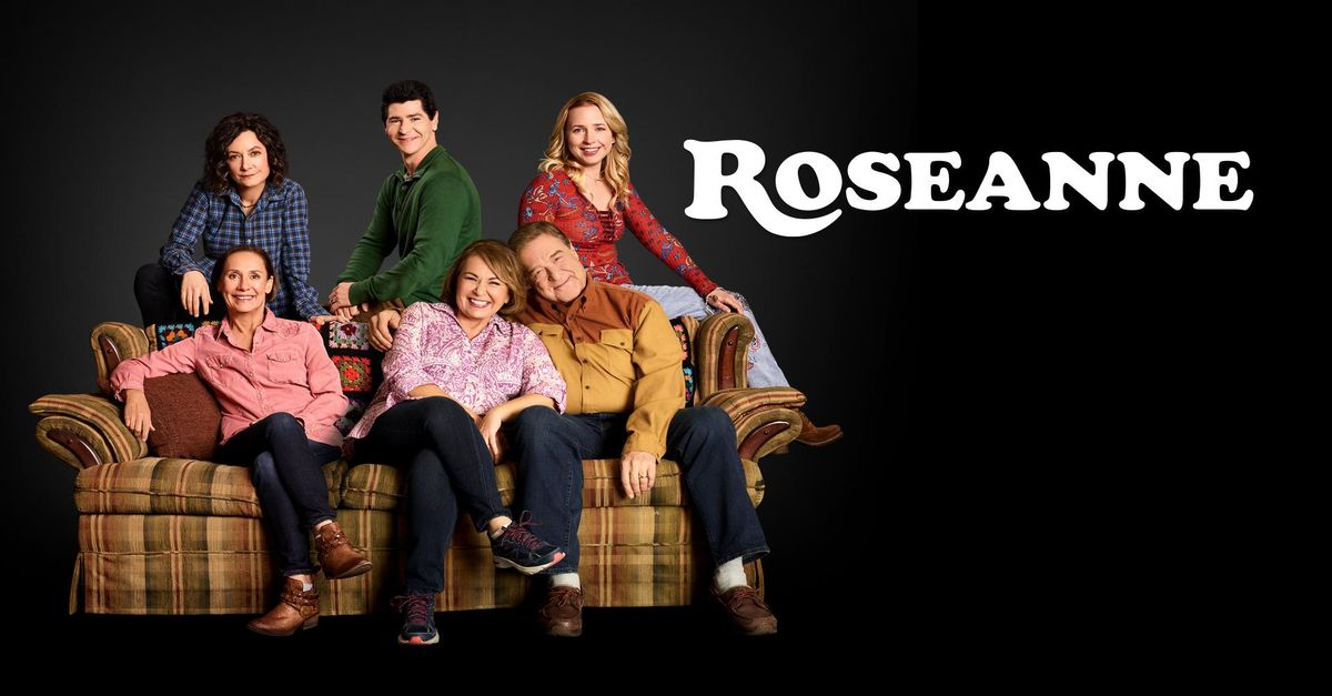 Roseanne is back on ABC – DIRECTV!